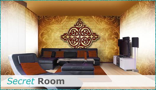 Wohnzimmerdesign Secret Room